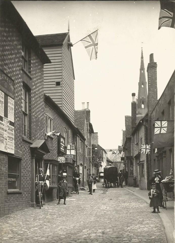 Lombard Street 1900