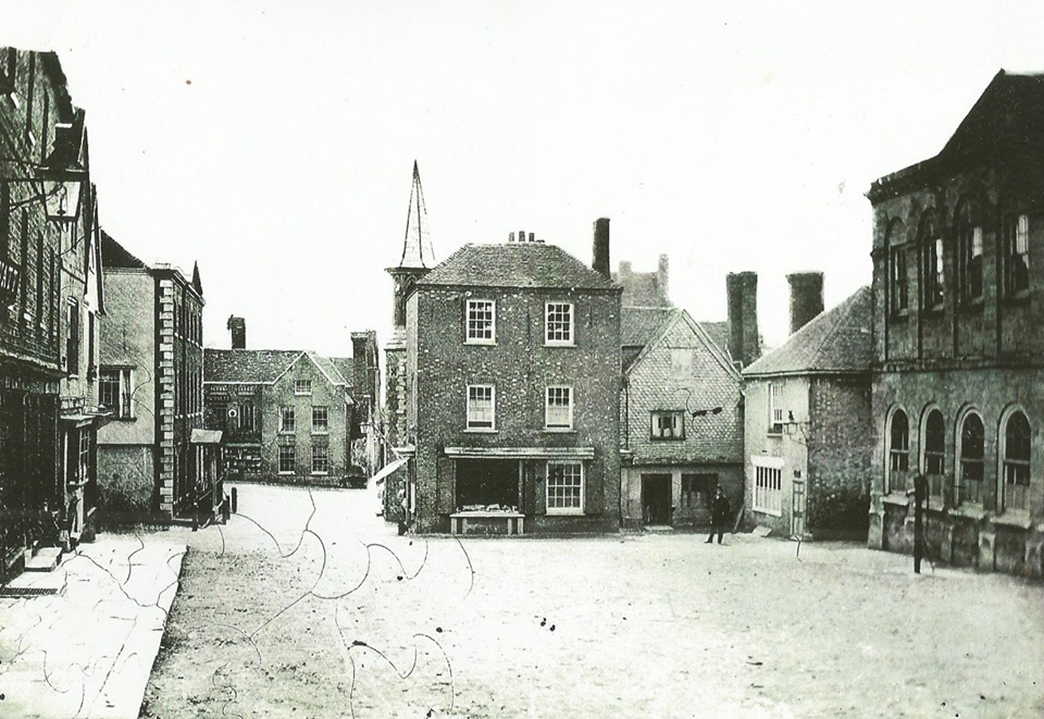 Market Square 1870