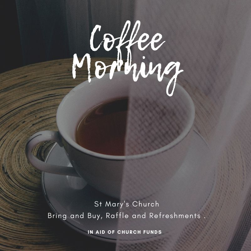 Coffee Morning at St Mary's Church