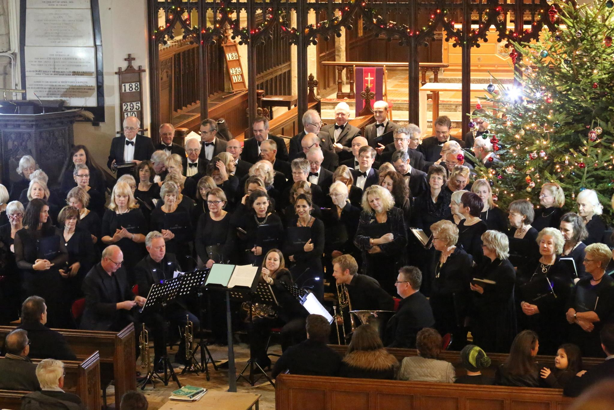 LECONFIELD SINGERS WEEKLY REHEARSALS