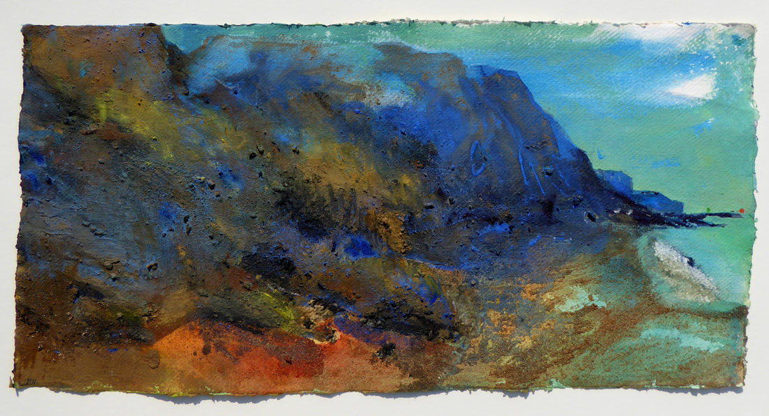 FRANCES HATCH: Restless Earth at Kevis House Gallery
