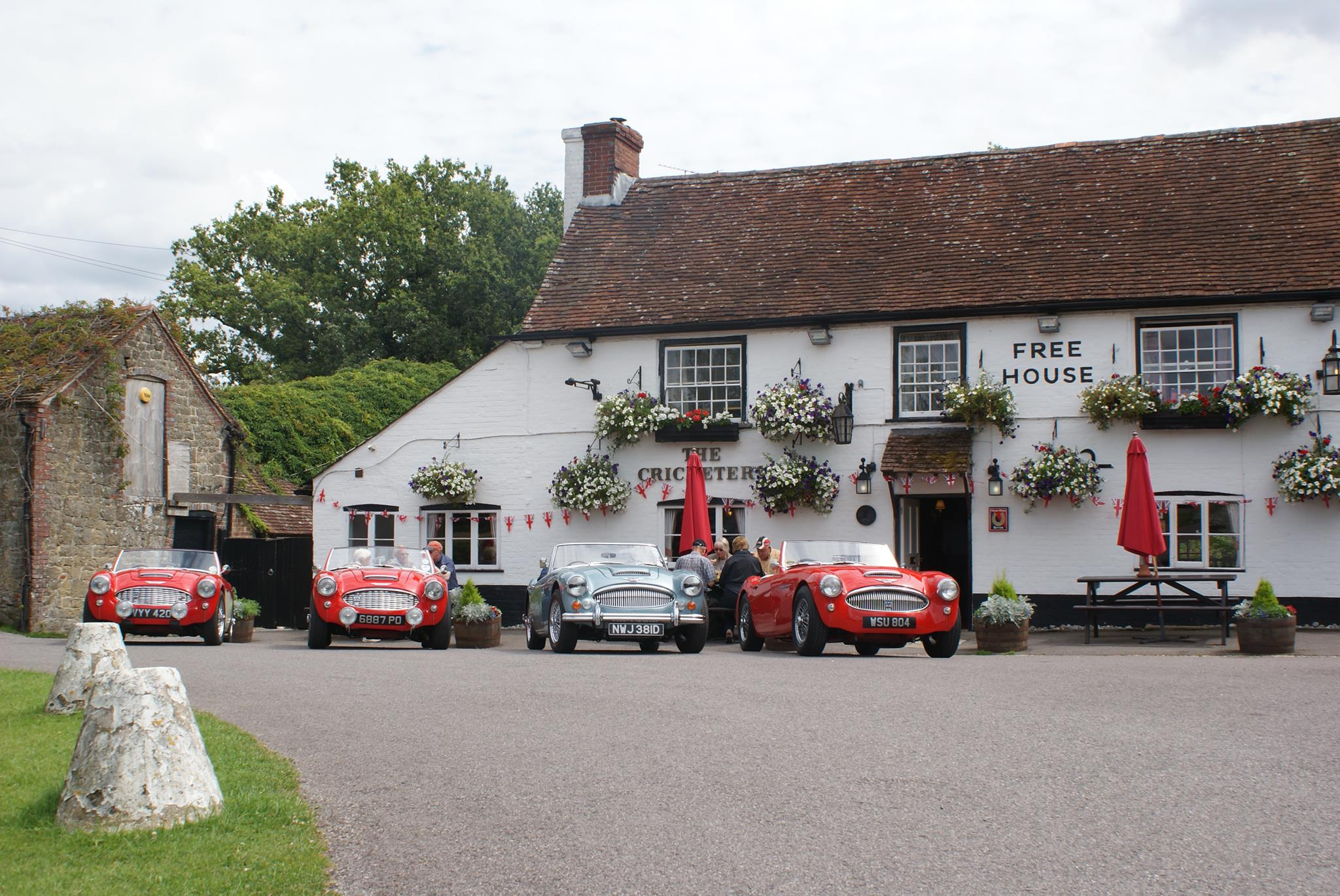 Quiz Night at Cricketers in Duncton