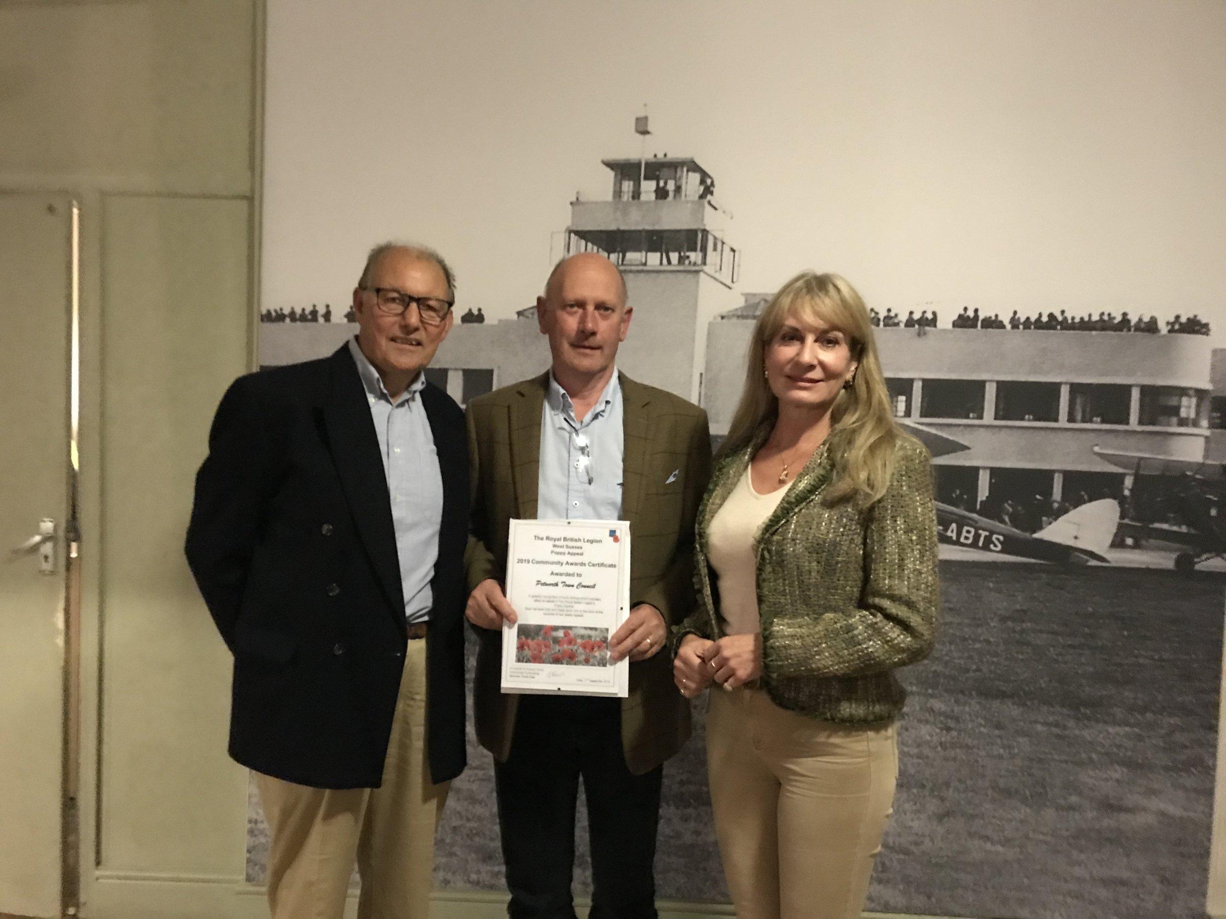 Royal British Legion Community Awards 2019