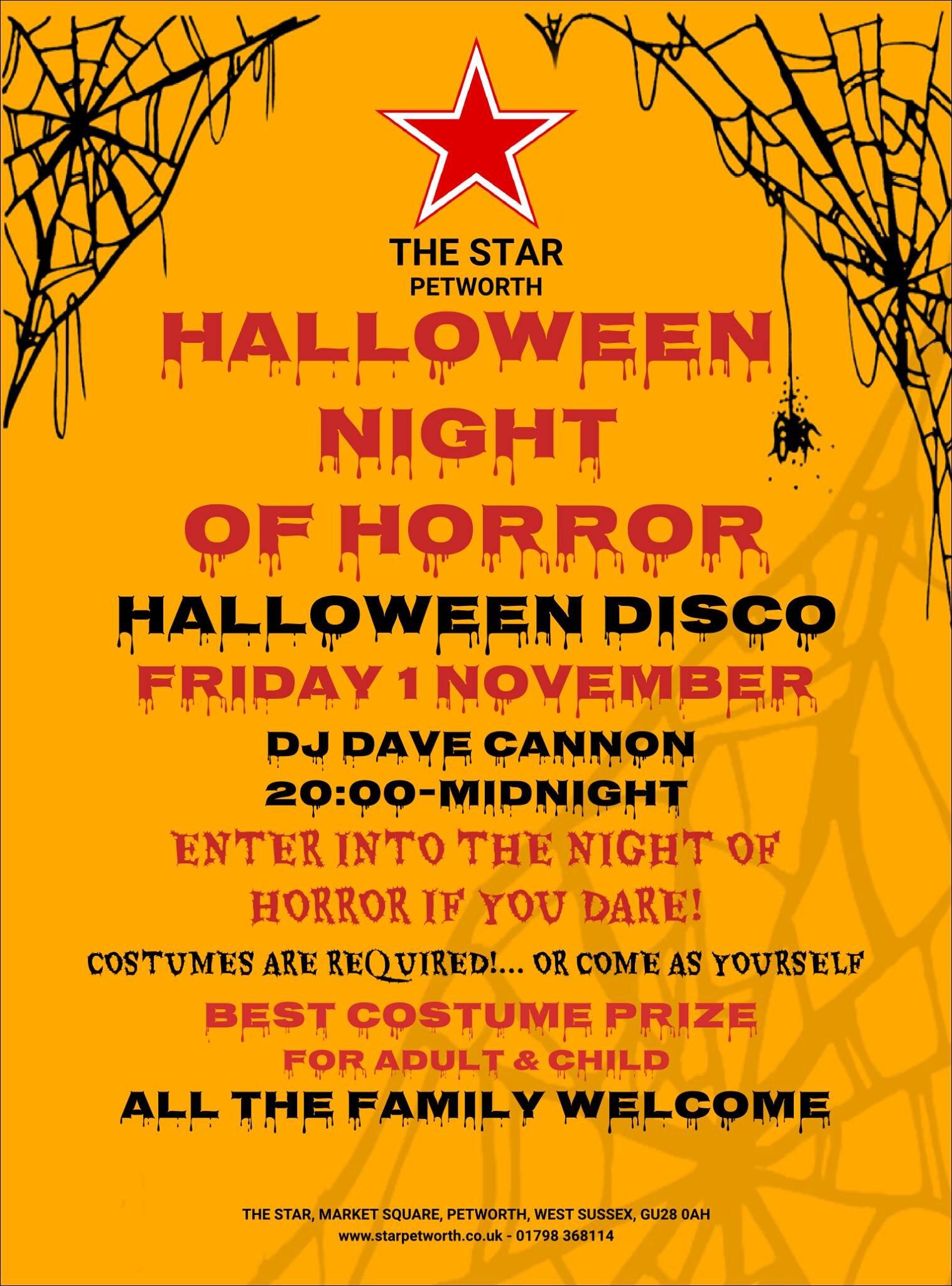 Halloween Night of Horror