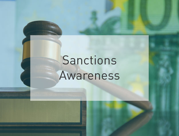 Sanctions Awareness eLearning Training