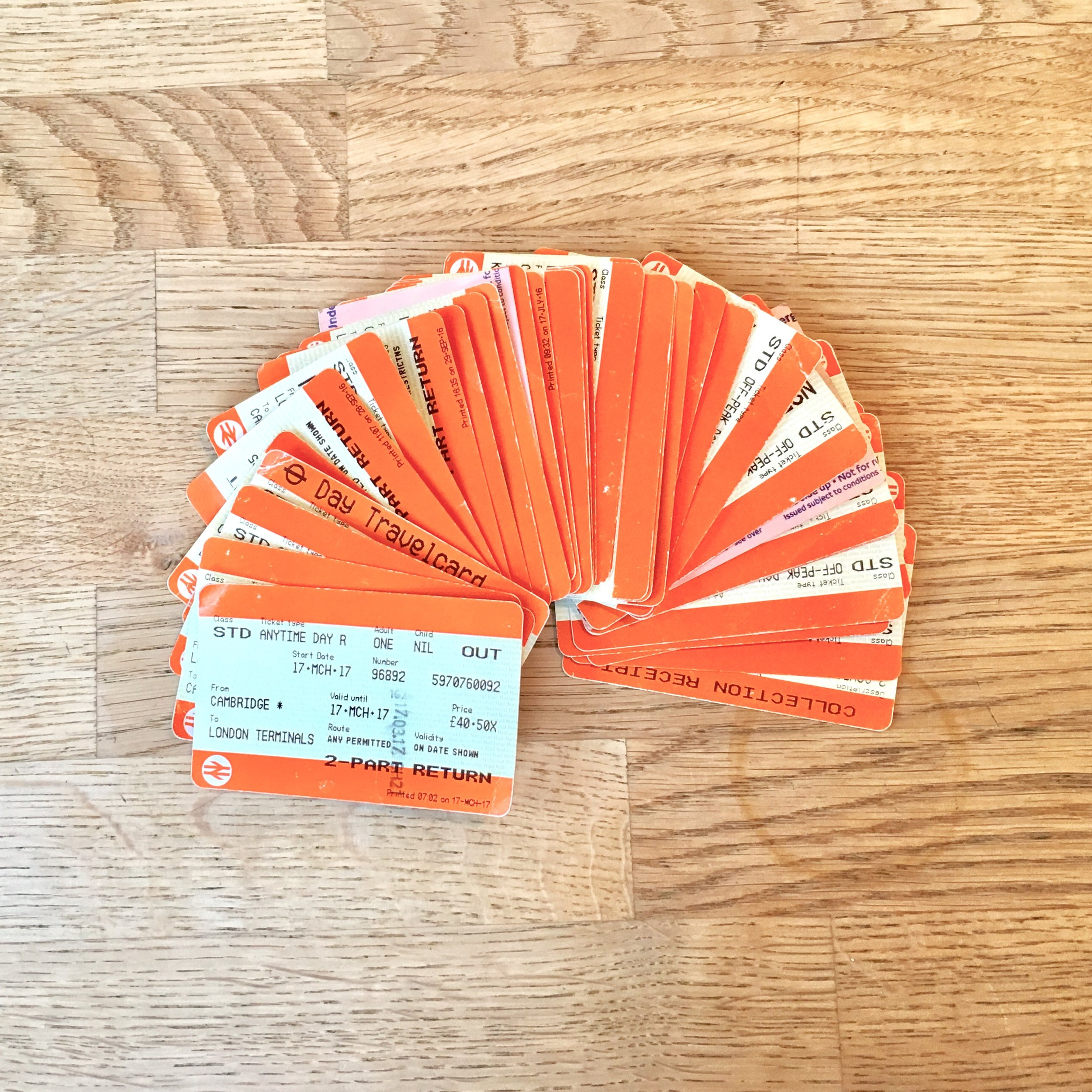 Headcase does a lot of travelling, to meet all the Important People, podcast guests and contributors we need to meet.  Just one ticket to London is £40 (I KNOW, RIGHT???!) so we're racking up the bills very fast. If you buy us our next train ticket we'll tweet a photo of us on the journey, with your name, as a thank you! We'll even wave :)
