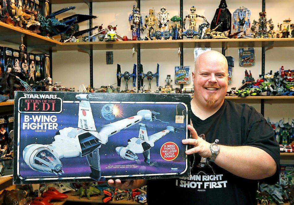 H. Rick Bamman - Star Wars Enthusiast