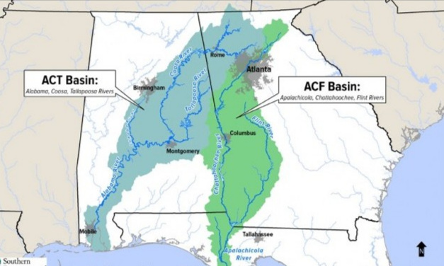 Adults have trouble sharing too. For decades, Alabama, Georgia, and Florida have been in a heated legal battle due to their inability to equitably share water from two river basins that sustain economic growth for their states.