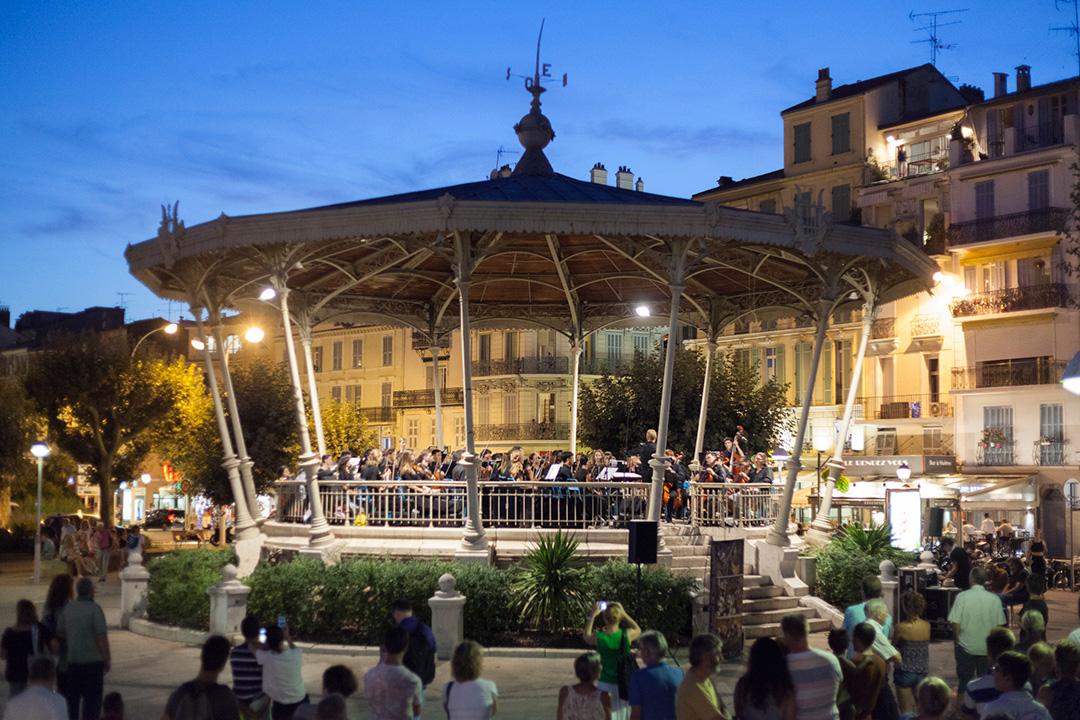Kiosque de Musique, La Croisette, Cannes