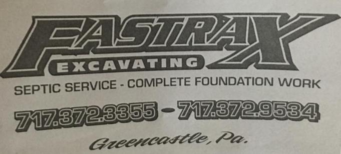 Fastrax Excavating
