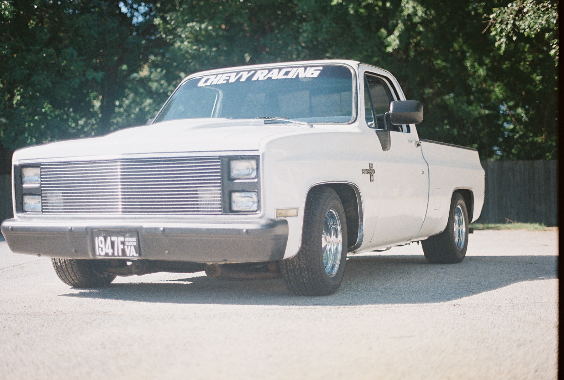 1986 Shortwide C10 (Miss Alice)