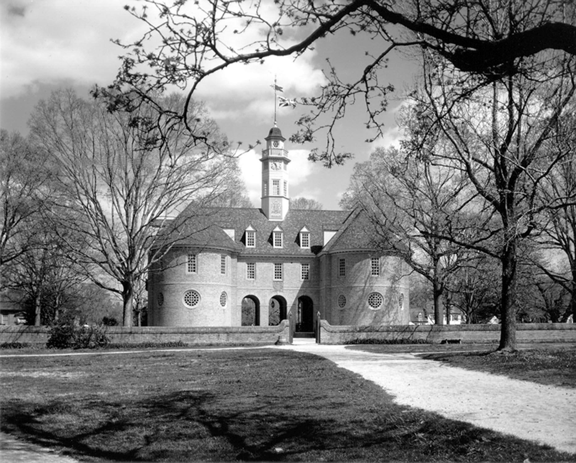 COLONIAL WILLIAMSBURG RESTORATION ,  Williamsburg, VA