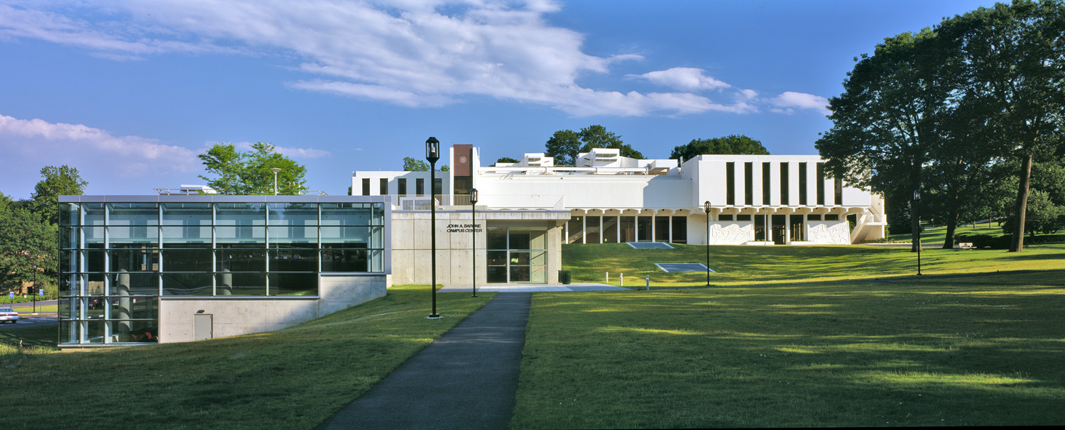 Fairfield University, Barone Campus Center