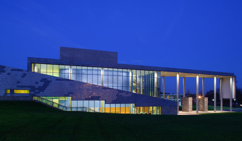 "The ""Kaleidoscope"" Performing Arts Center"