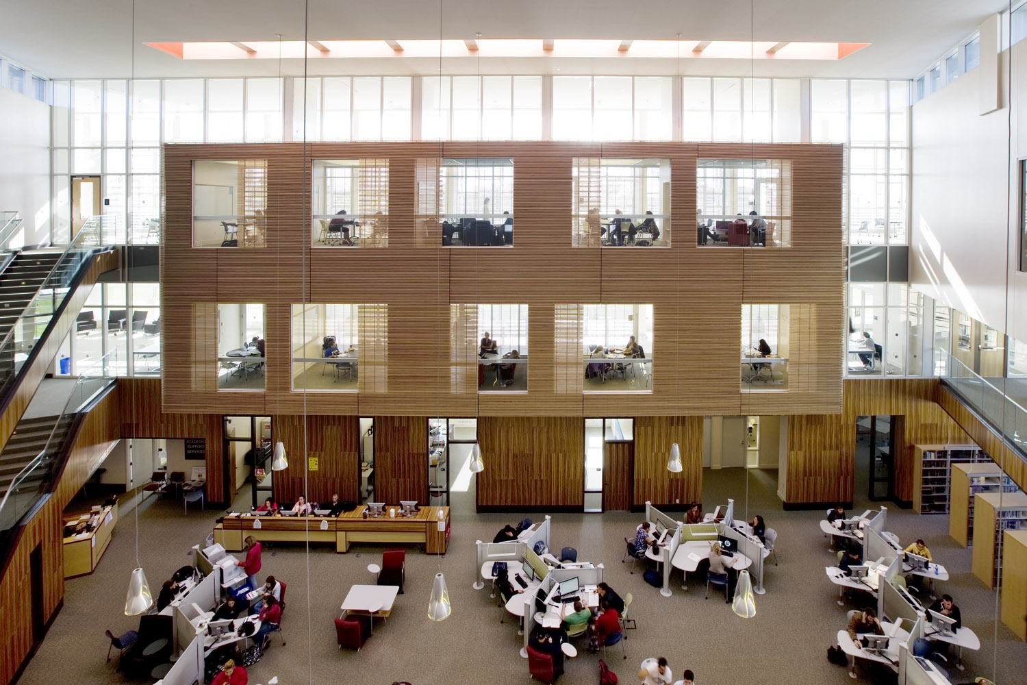 Research & Information Commons
