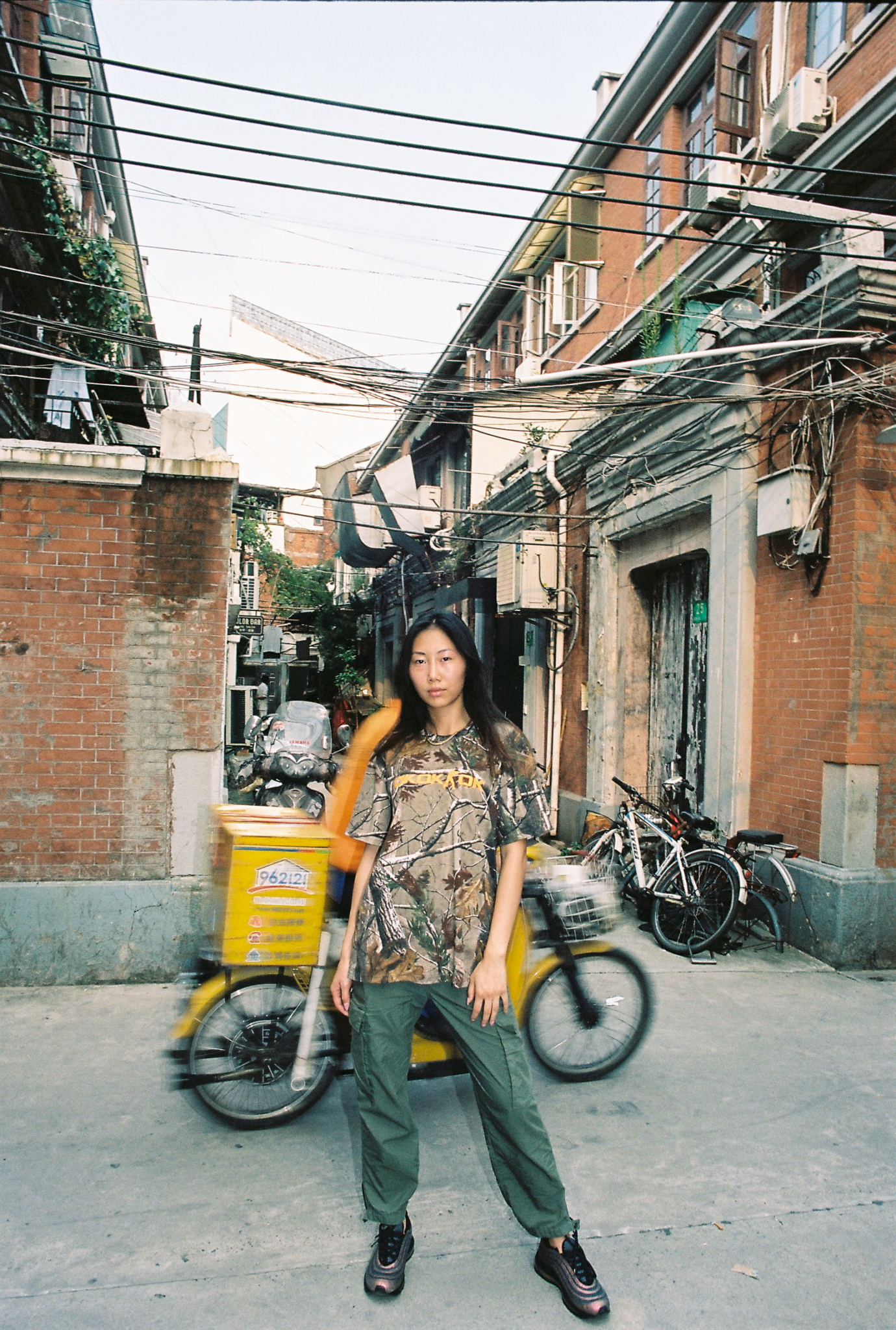 Shanghai for Sukeban Magazine