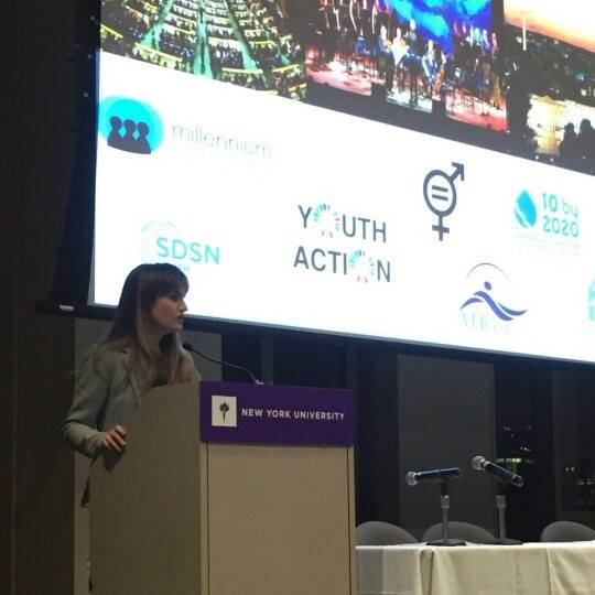 Arts Twenty Thirty Presentation at New York University (May 2016)