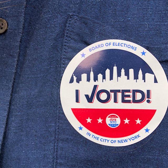 #tccvotes #nycvotes