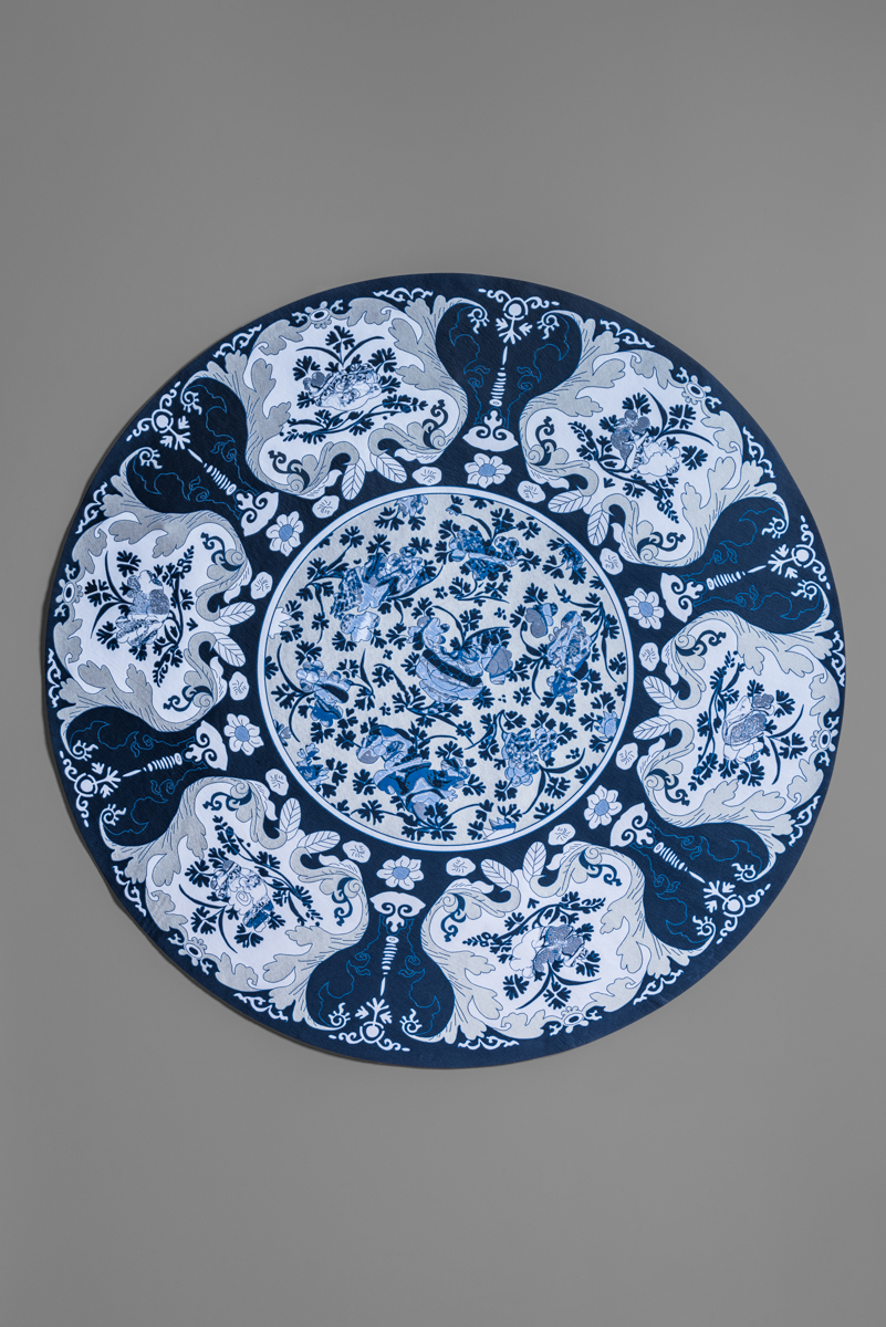 Delft Blue No.1