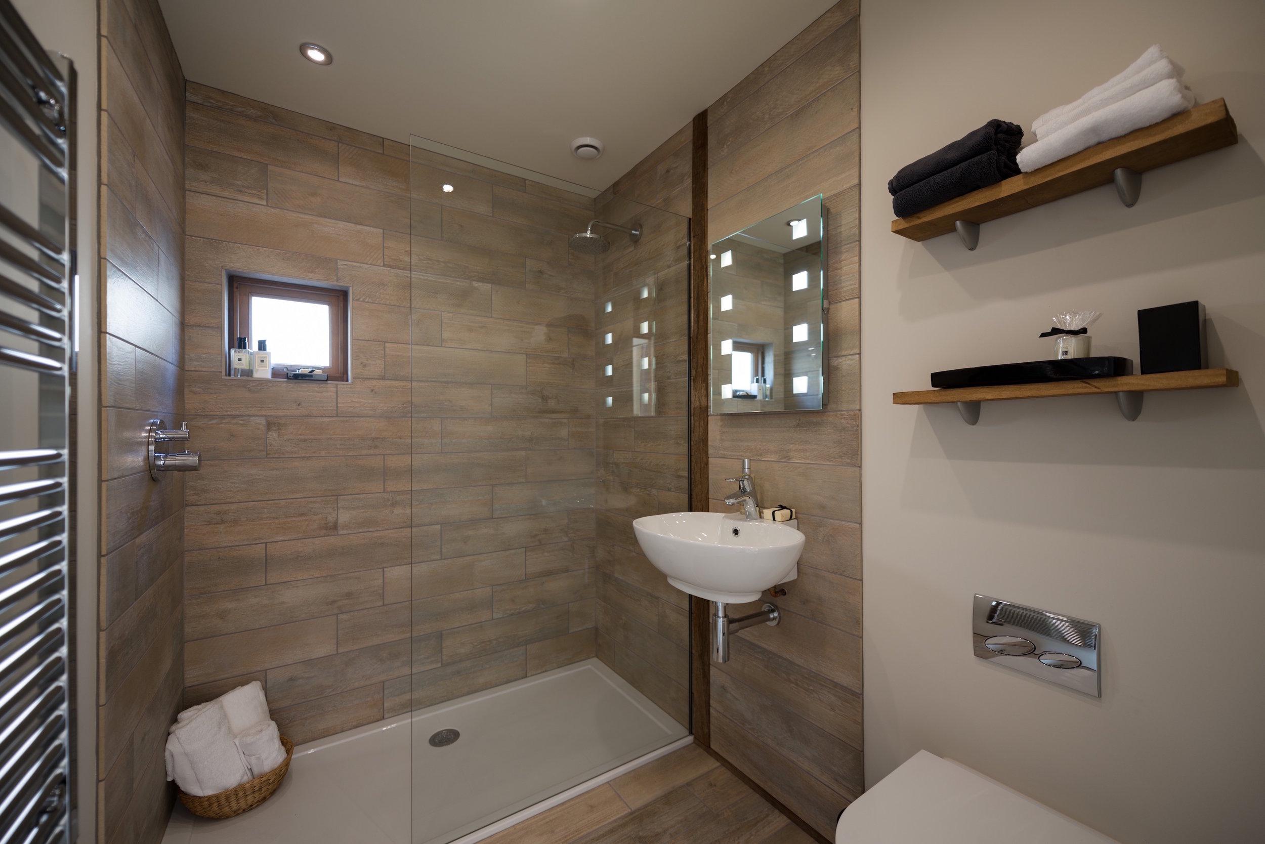 Eco Floating Home bathroom