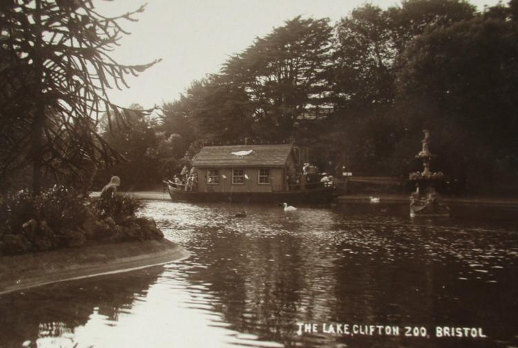 Bristol Zoo Houseboat