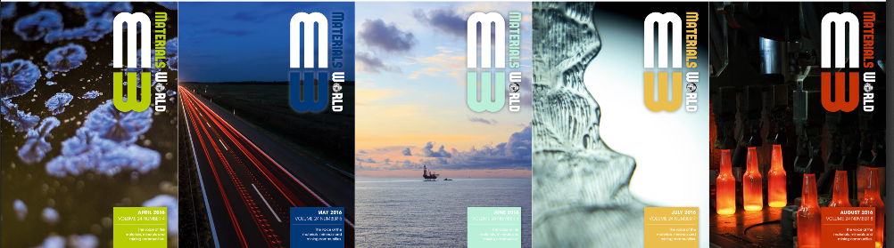 Materials World July 2012