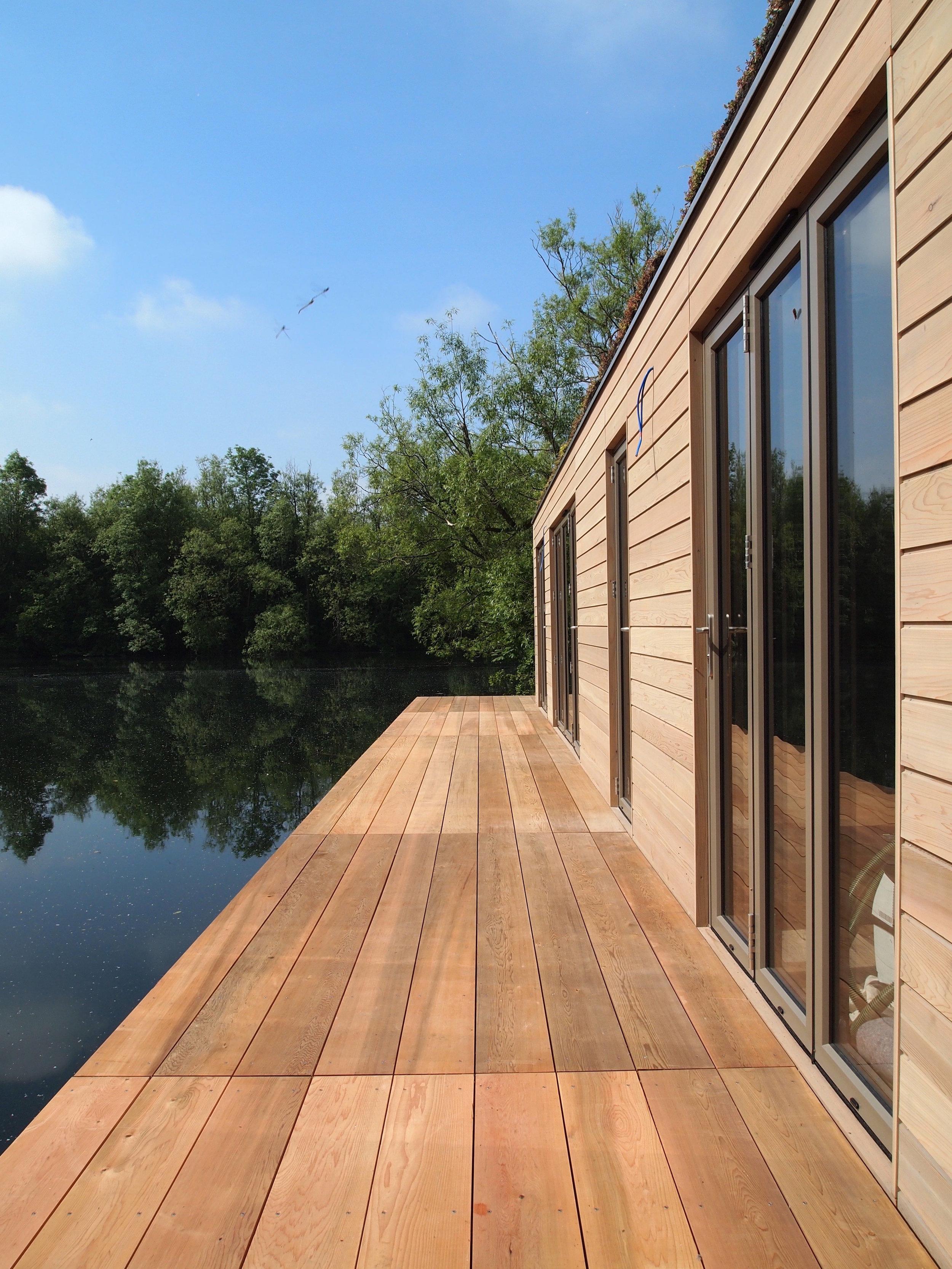 Lakeside Eco Home