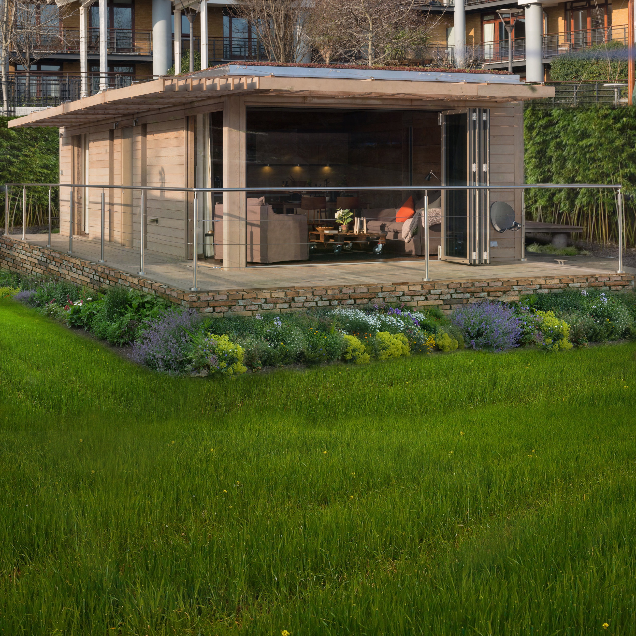 Urban Garden Home