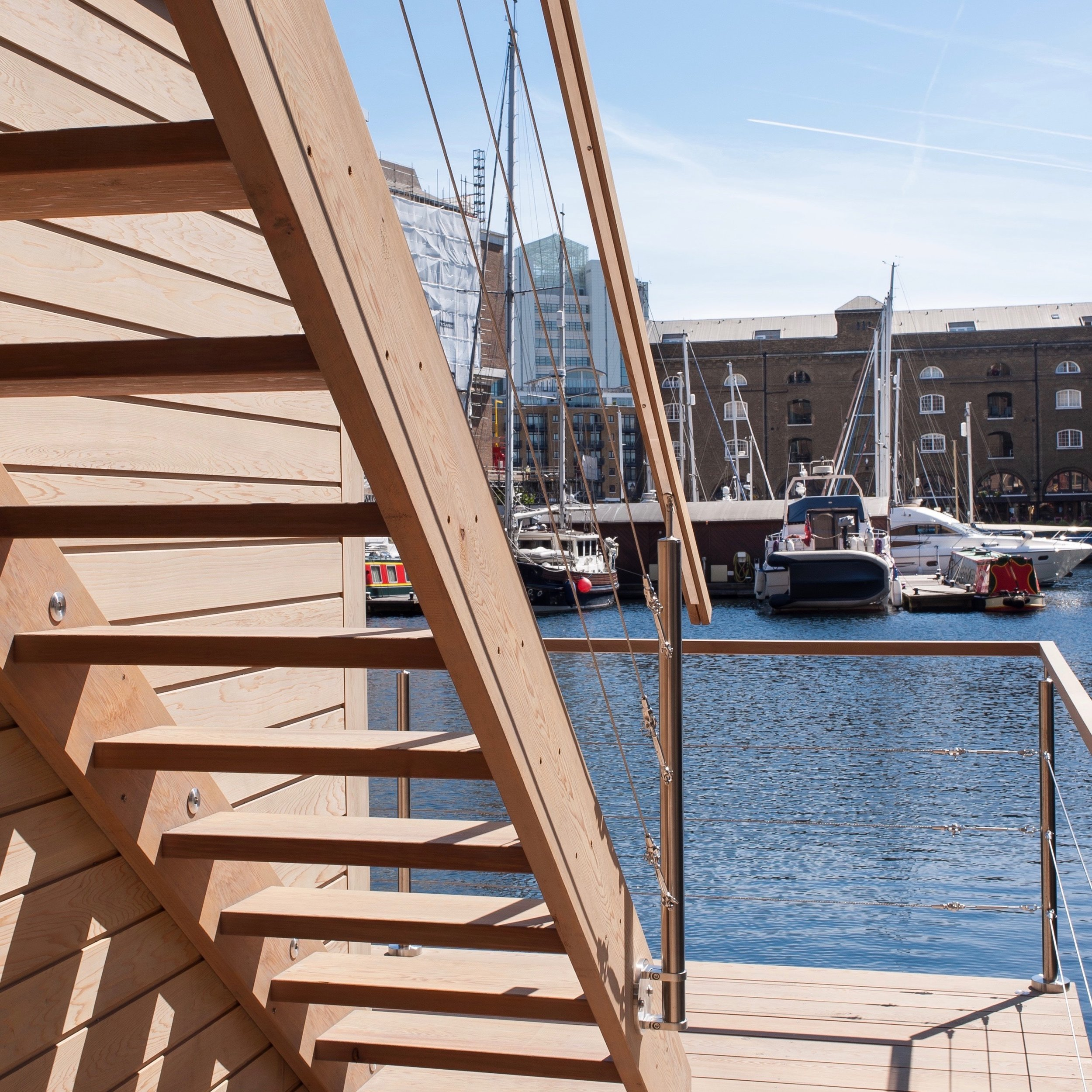 Roof Terrace Stairs St Katharine Docks.jpg