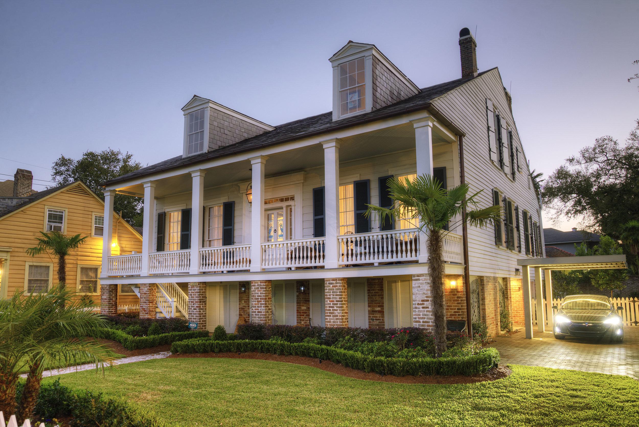 Landscaping New Orleans Vista