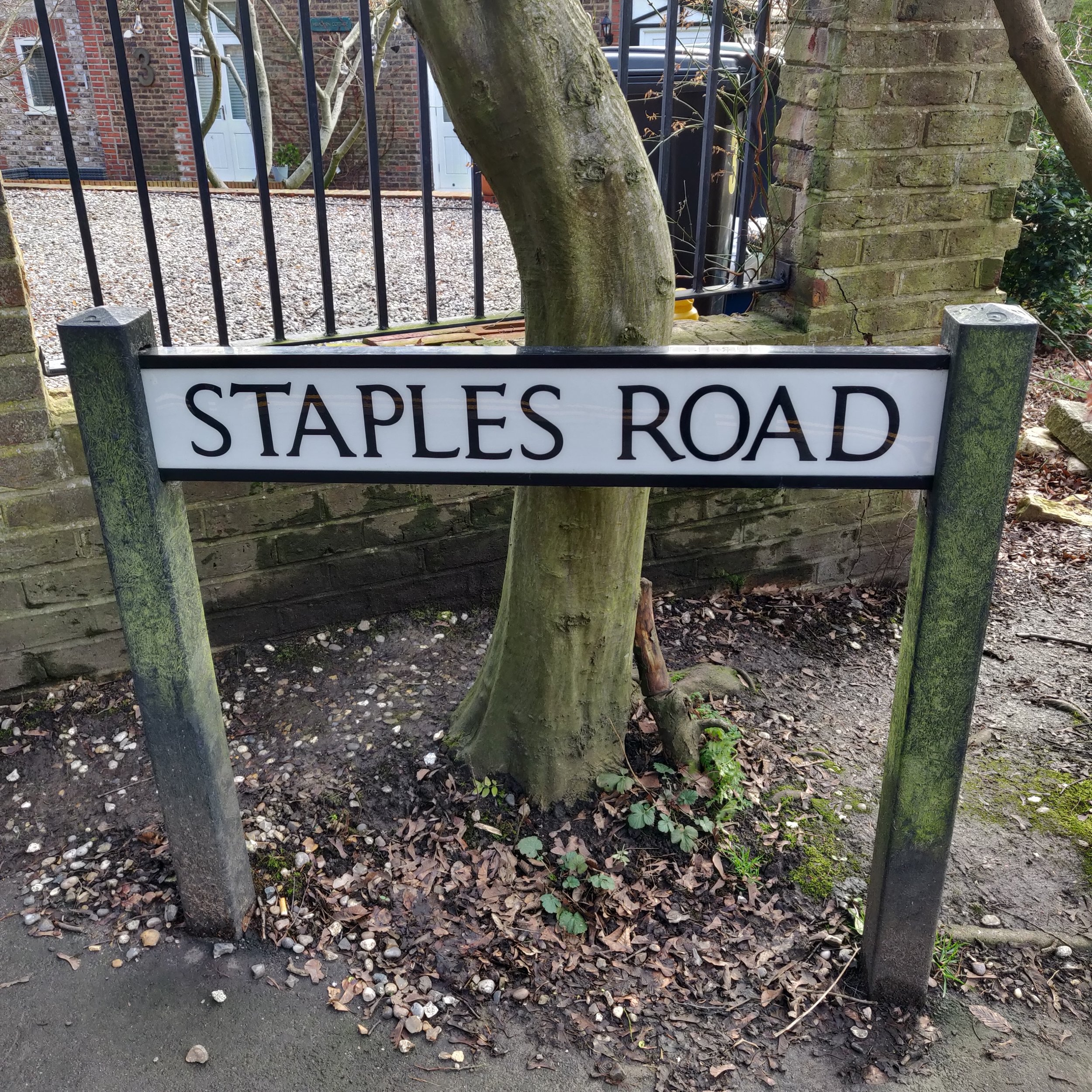 Staples Road, Loughton