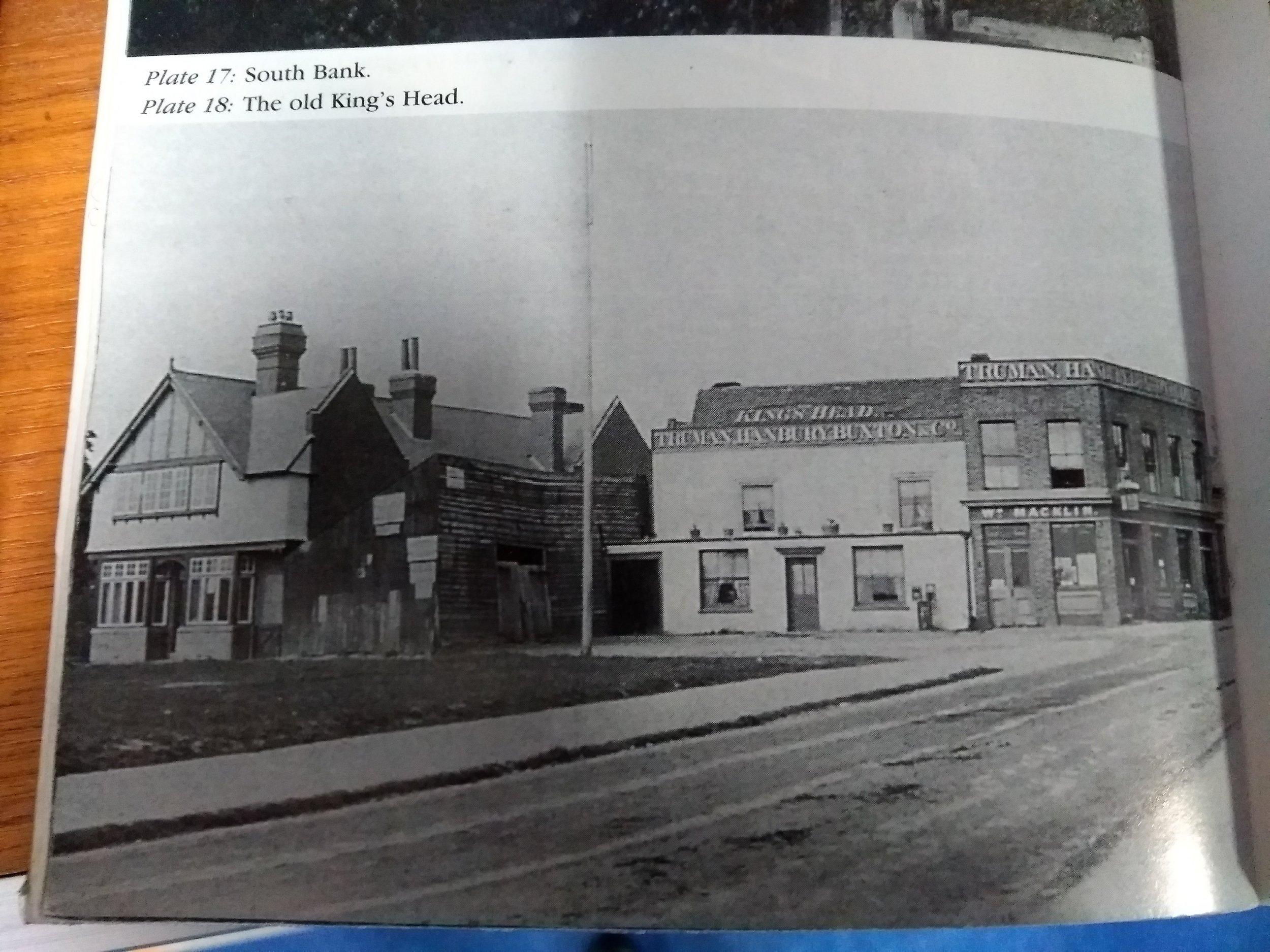 Kings Head pub, Loughton