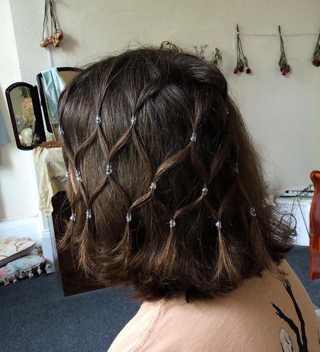 🔗 link hair for @_katerinaknight ... .. . . #likeforlike #makeupinspo #creative #makeupartist #aesthetic #hair #creativehair #recent #hairsyule #hair