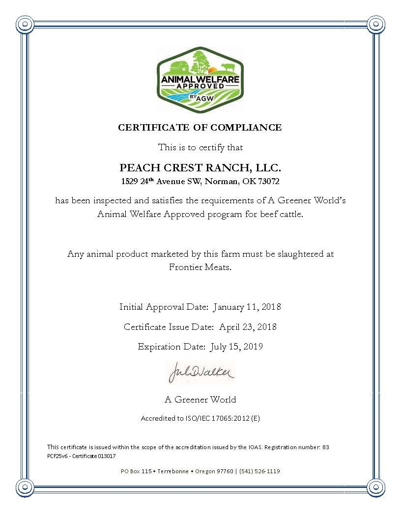 Certificate-Peach Crest Farm 2018 v2.jpg