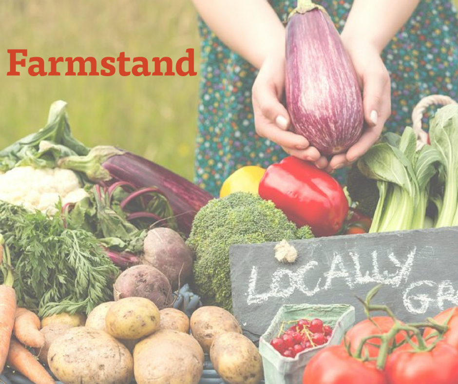 Farmstand - Shopping at local Farmer's Markets is a great way to minimize food packaging and the distance your food has had to travel to make it to your table - the more local your food is, the smaller its environmental footprint. Many of them also feature local crafters and makers, and so patronizing Farmer's Markets offers an opportunity to purchase handmade items like wooden spoons, clothing made from upcycled materials and hand-knit sweaters, socks and blankets.The Farmstand app shows you the Farmer's Markets in your area. It will show you where they are and on what day and time they run. This is a great way to eat and shop local.