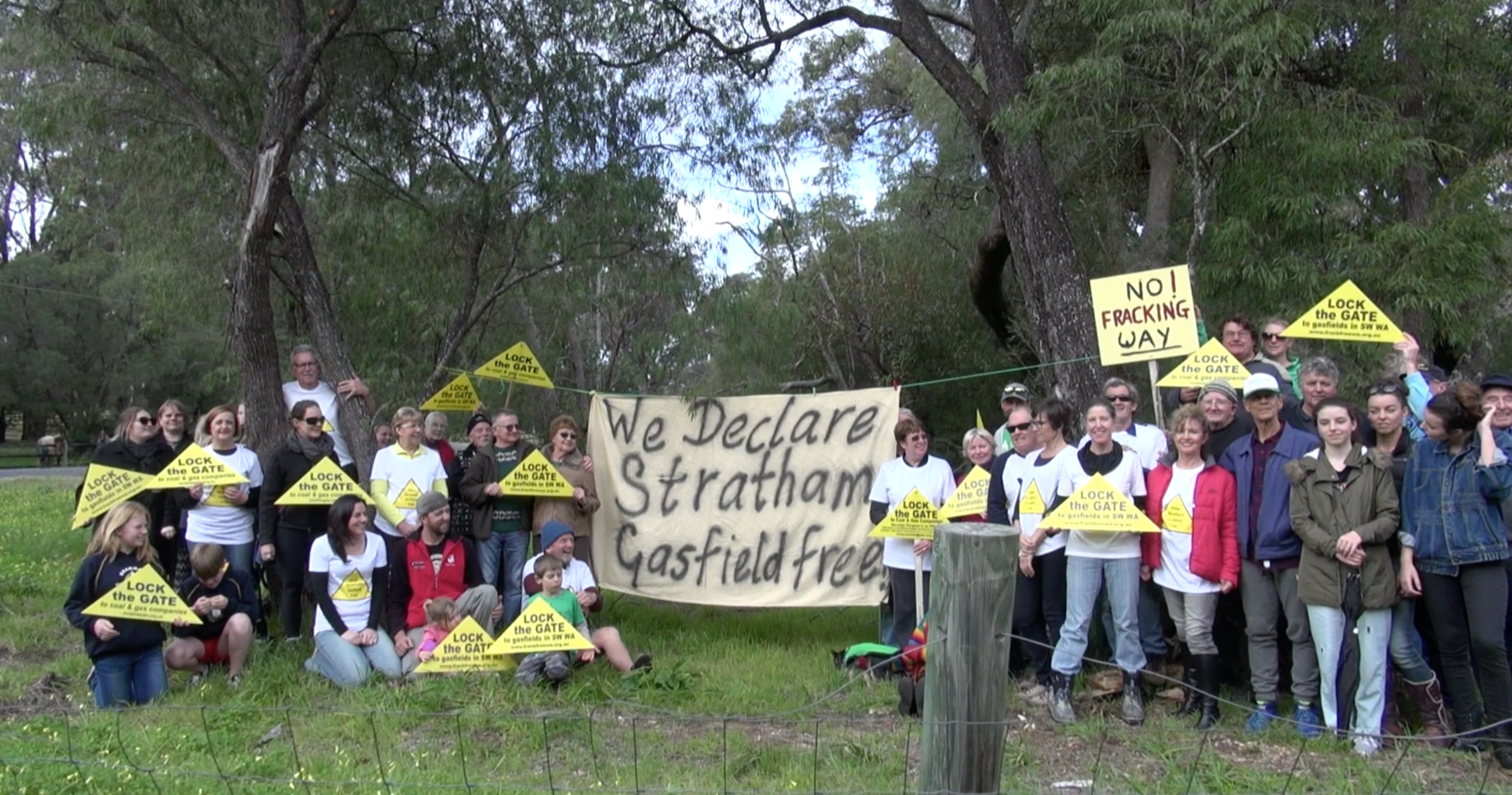 Set in Western Australia,  A Fractured State  follows the high stakes battle currently underway to protect land, water and health from the unconventional gas industry and fracking. With more than 50 million hectares of the state under licence or application from oil and gas companies, communities from the Kimberley to the south west are standing up against the might of the fracking industry and its government backers. Communities have learned from the mistakes of the US and are fighting to protect the water resources of one of the driest places on the planet. But time is running out.    WATCH THE TRAILER