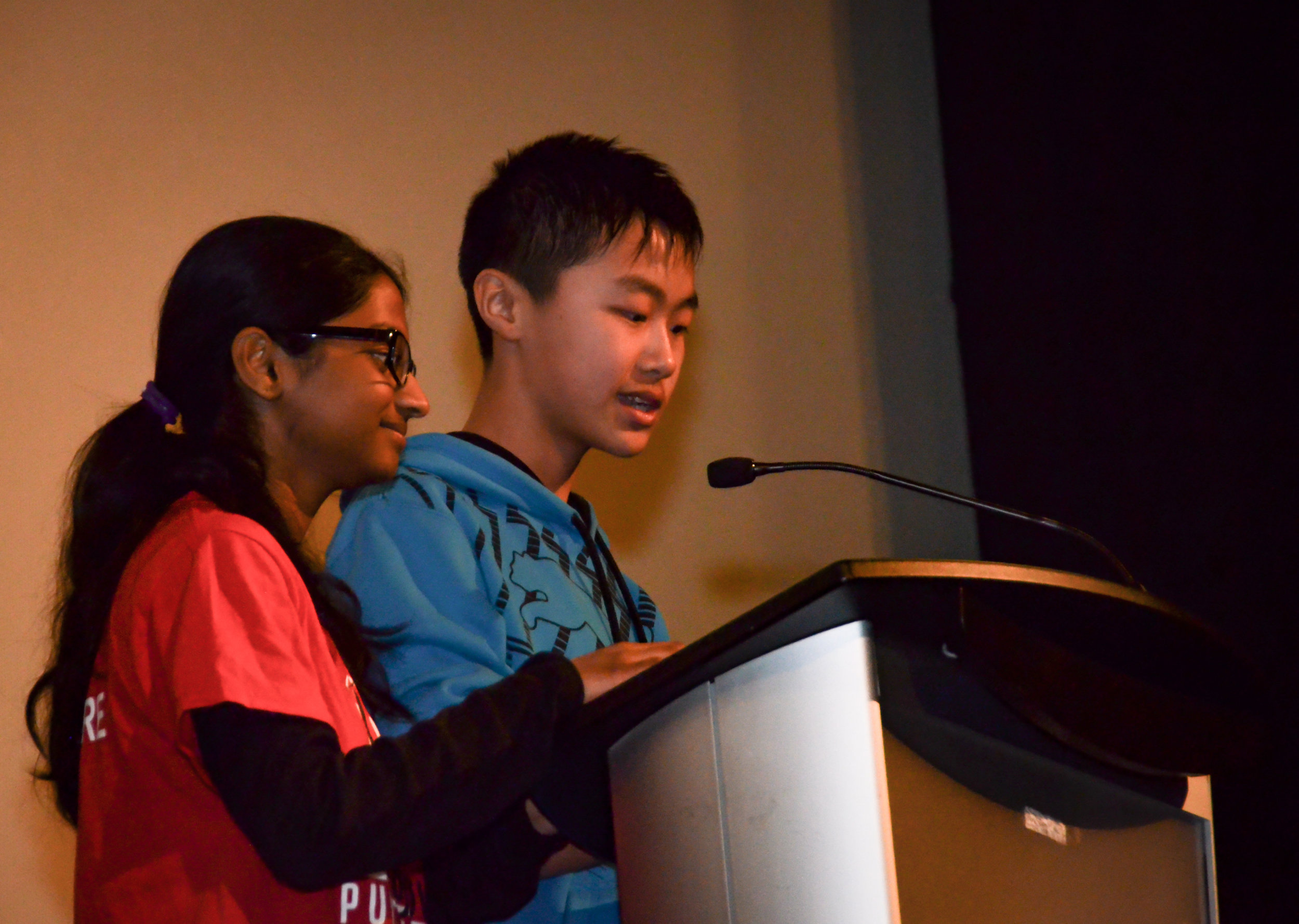 Two students share how their experience of the Water Docs @ School program affected them, their class and their wider community.