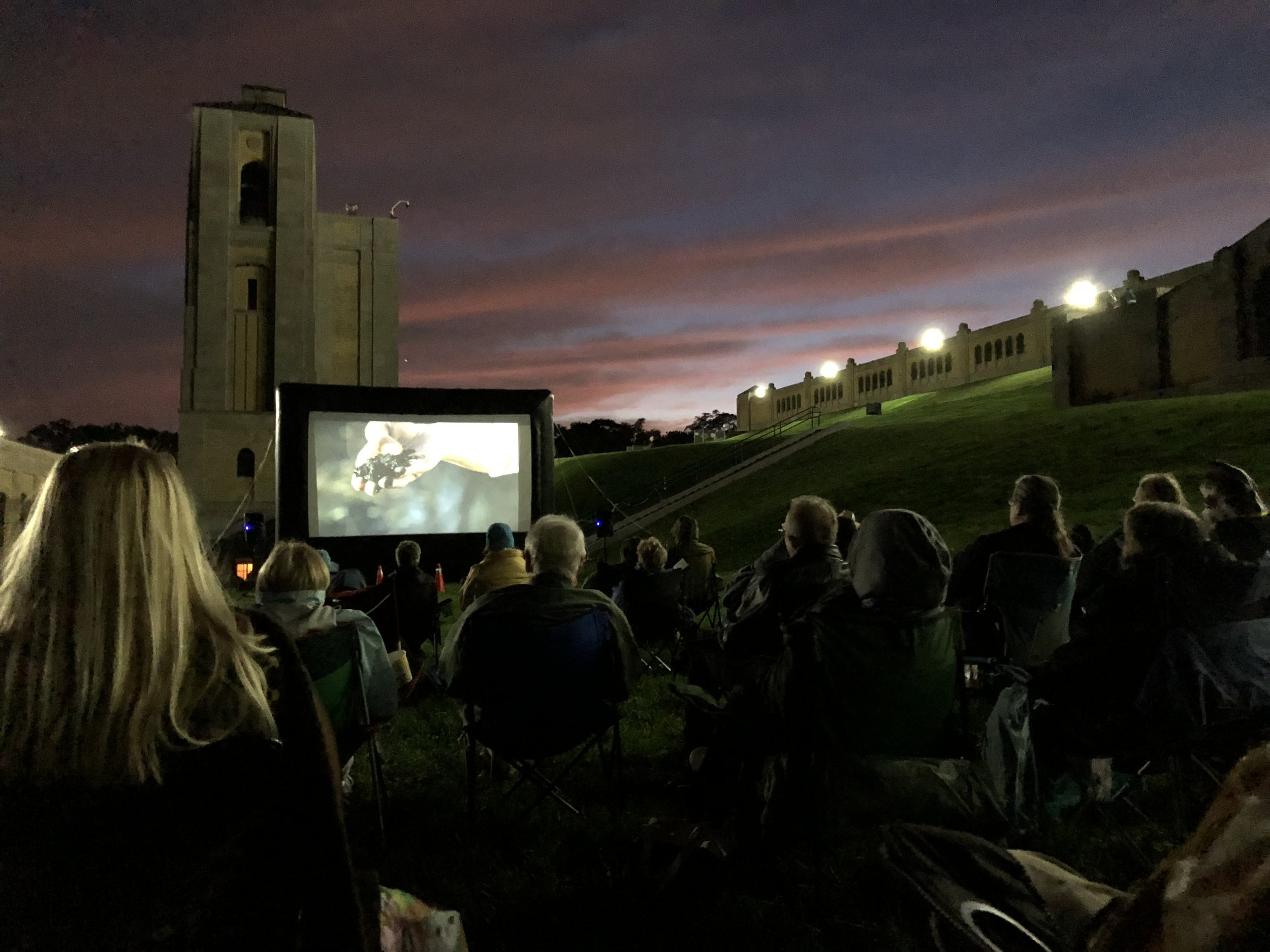 Water Docs Where-You-Live   screening of  Beyond Crisis  on the grounds of the R.C. Harris Water Treatment Plant, Saturday, September 22, 2018. Want to host your own Water Docs Where-You-Live screening in your community? It's easy -   here's how to get started  !