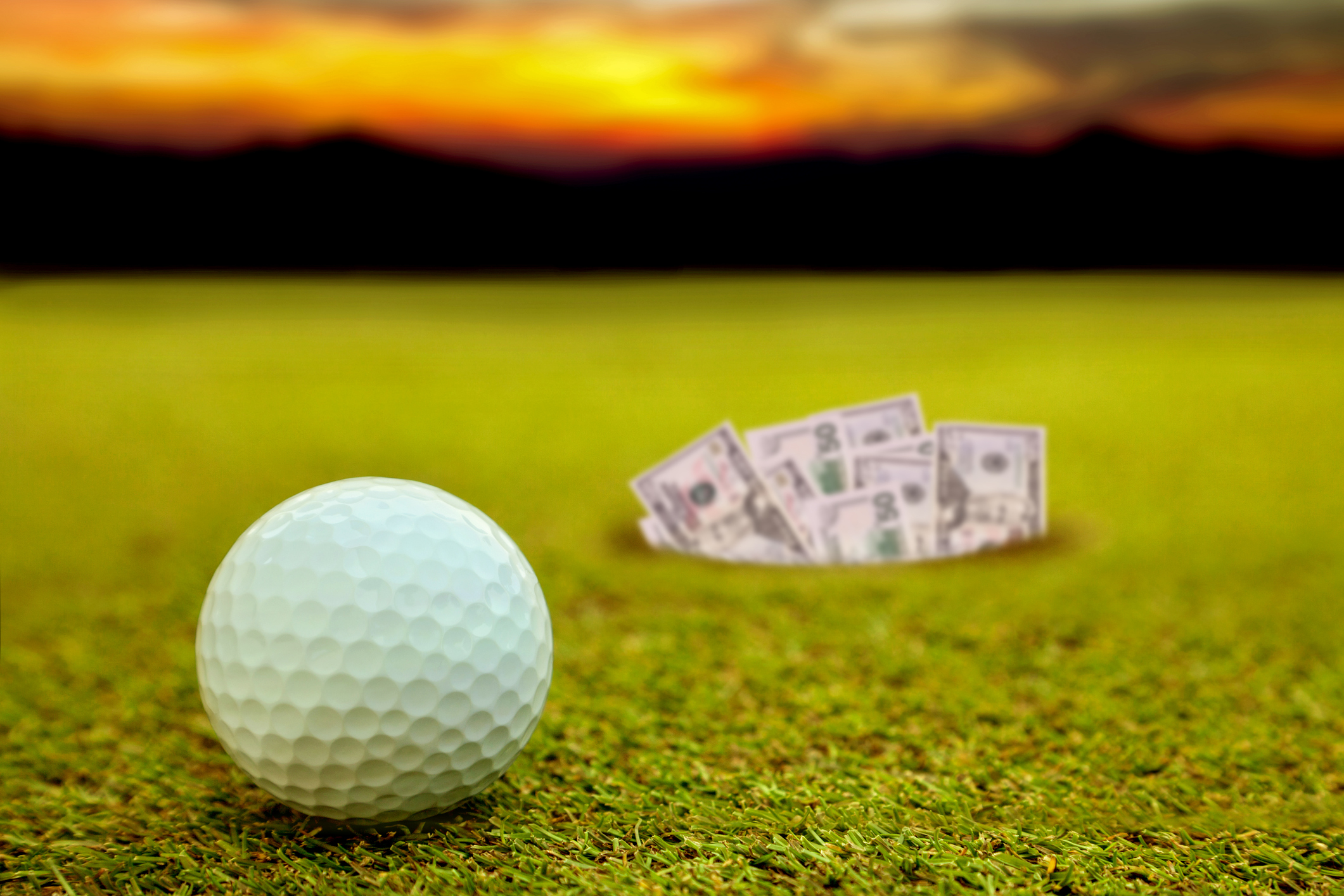 The Repayment of Debt at a Private Club