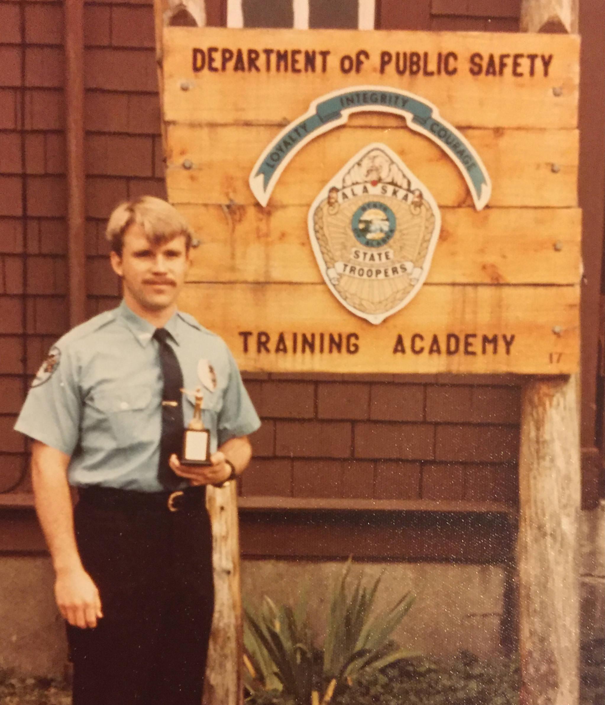 Police training academy, Sitka