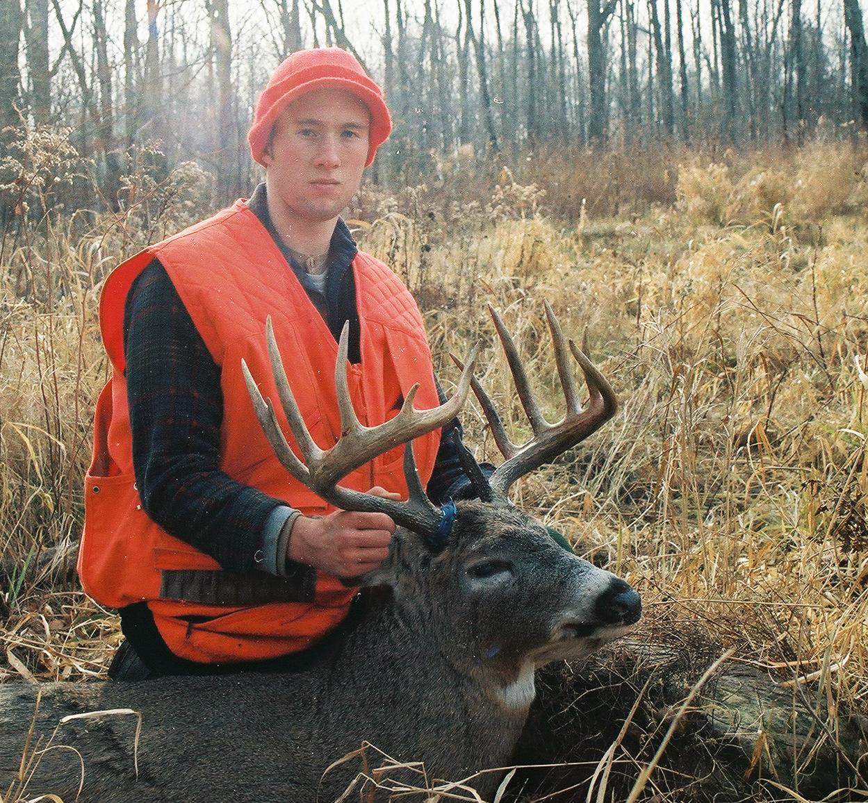 Casey's 14-point buck