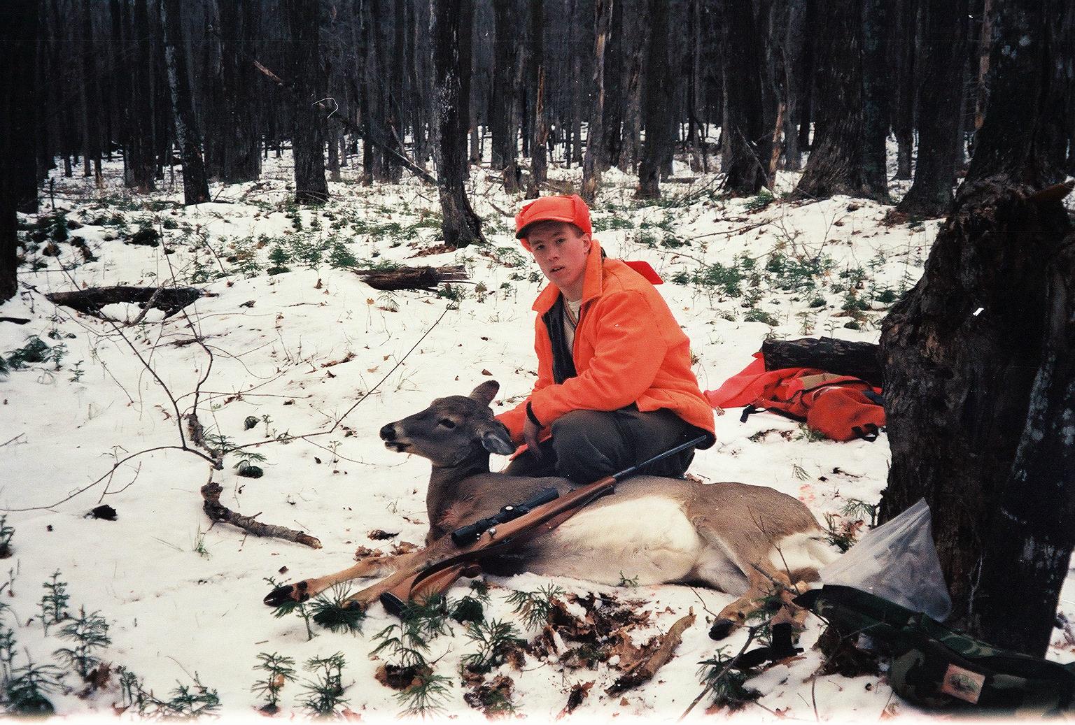 Bill's second deer