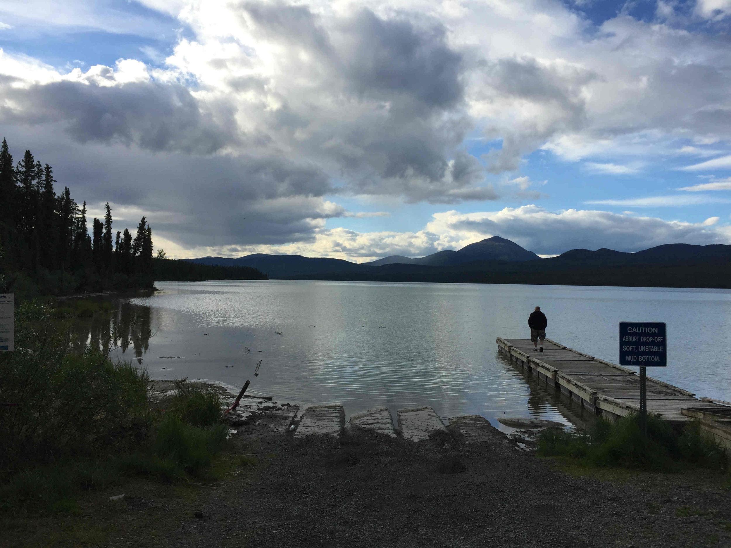 Squanga Lake