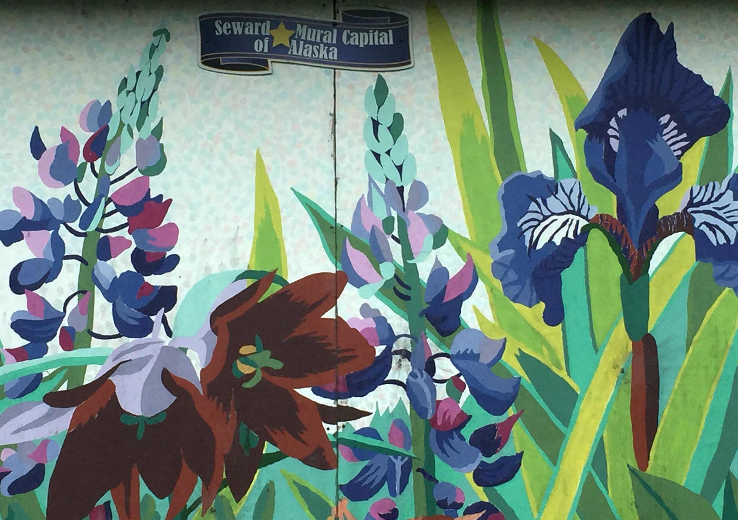 mural capital of Alaska