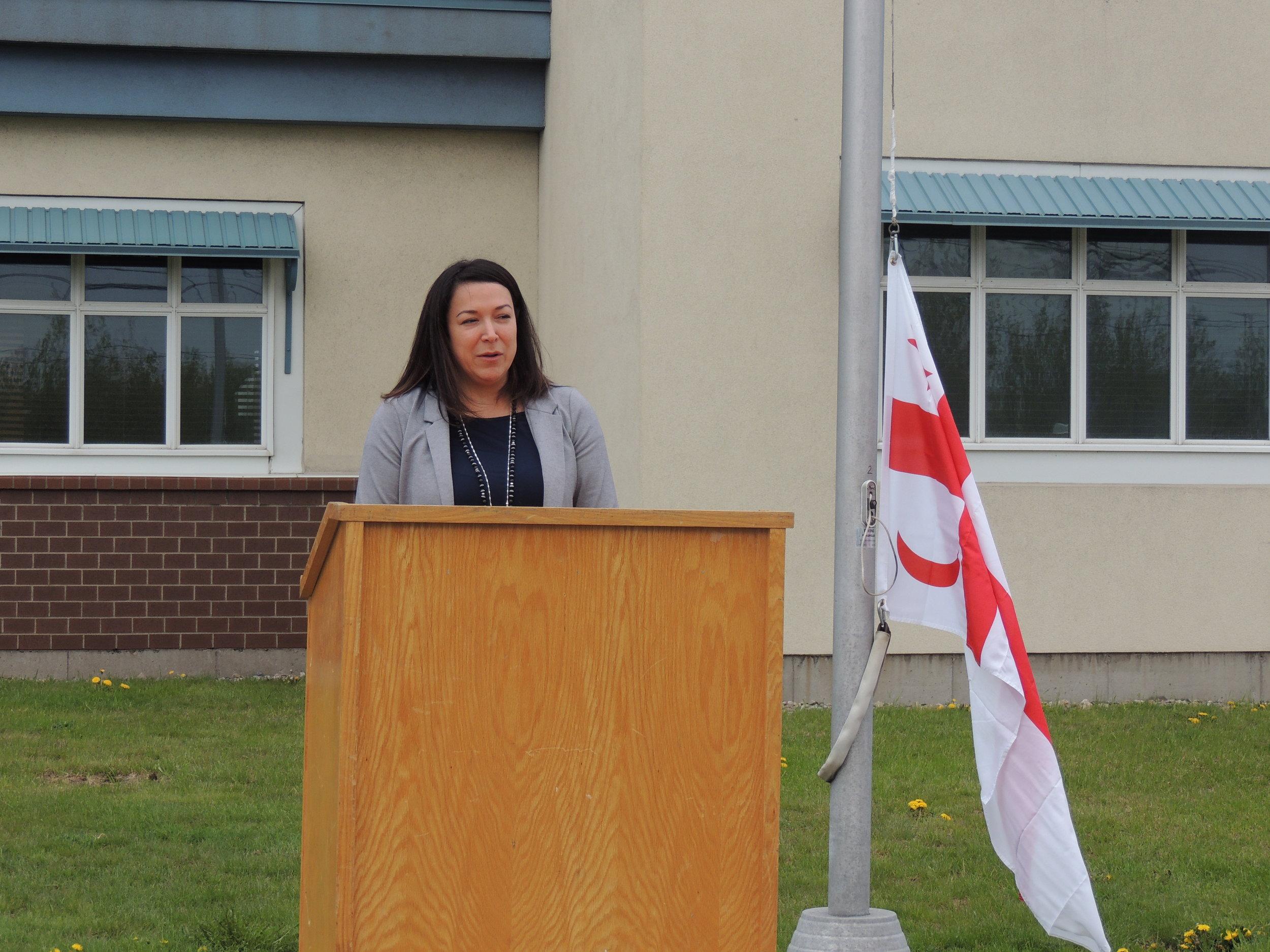 June 4, 2019 Mi_gmaq flag raising  ceremony 040.JPG