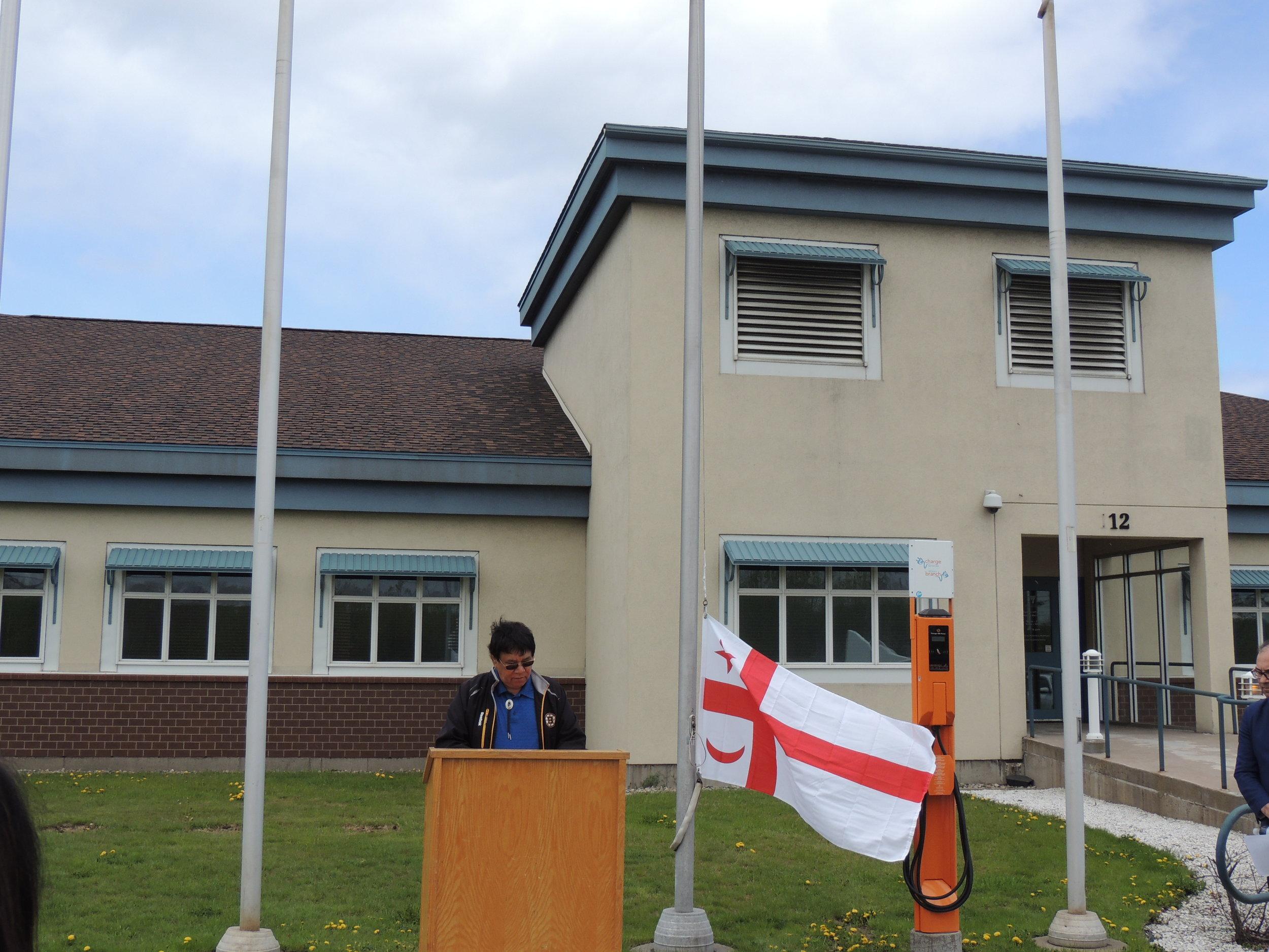 June 4, 2019 Mi_gmaq flag raising  ceremony 038.JPG