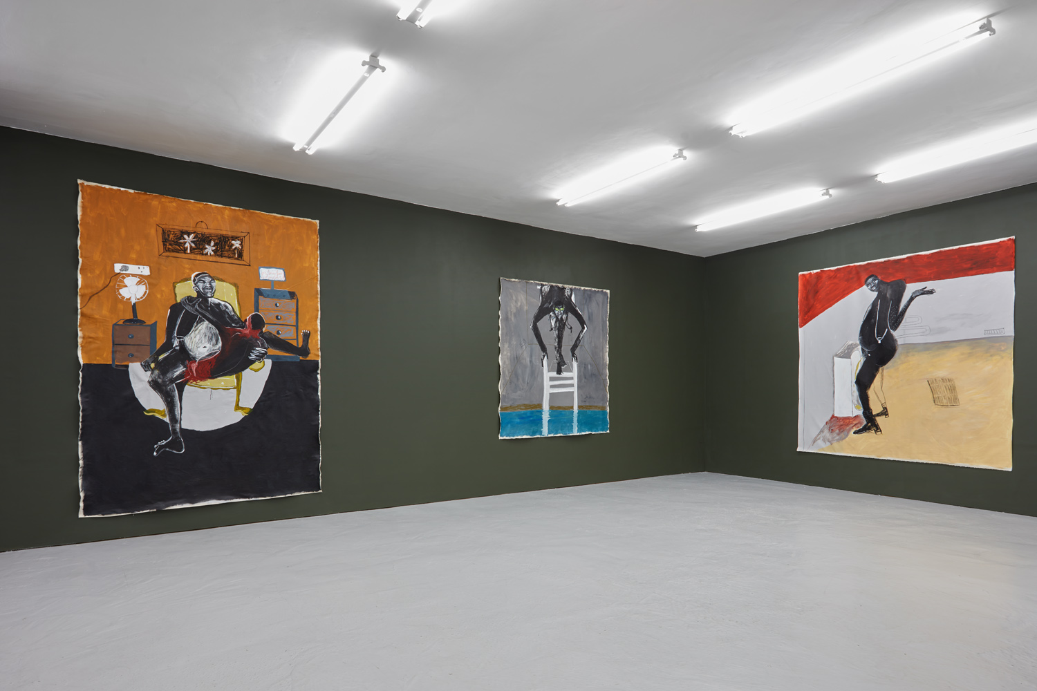 Installation view 7 Shadi Al-Atallah 'Fuck, I'm stuck!' J HAMMOND PROJECTS London 2019 low res.jpg