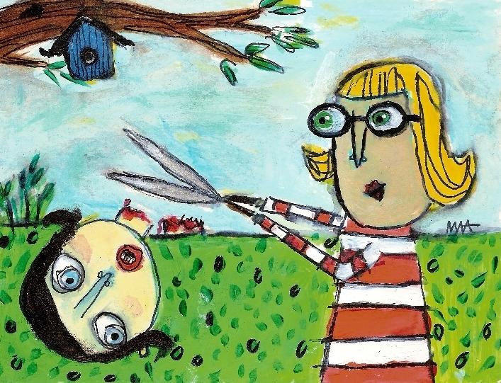 How to (Accidentally) Kill a Nosy Neighbor