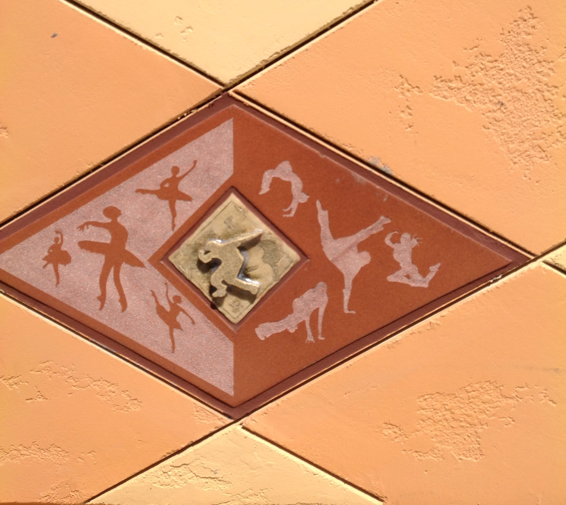 Performing Arts Tiles