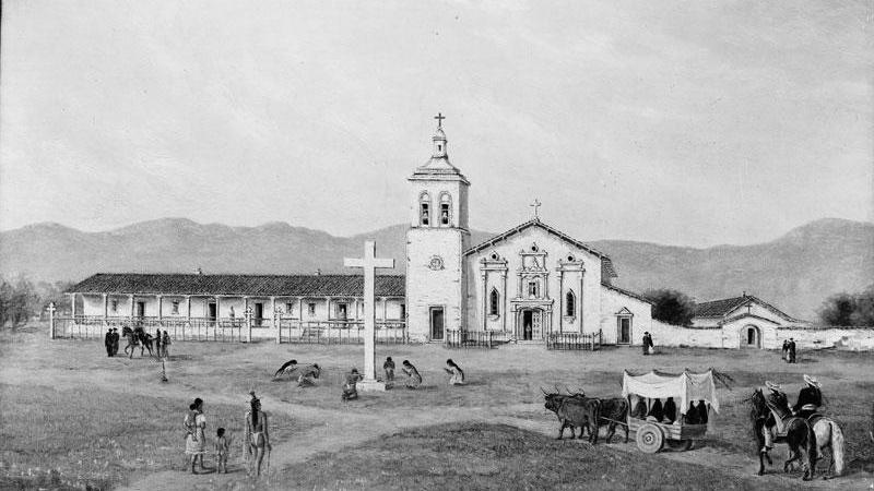 Mission Santa Clara de Assisi